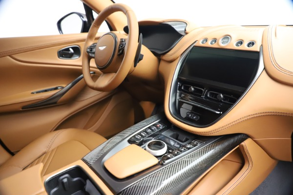 New 2021 Aston Martin DBX for sale $264,386 at Rolls-Royce Motor Cars Greenwich in Greenwich CT 06830 20