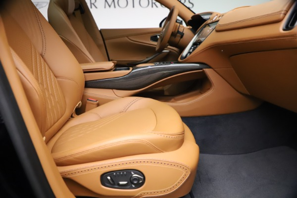 New 2021 Aston Martin DBX for sale $264,386 at Rolls-Royce Motor Cars Greenwich in Greenwich CT 06830 22