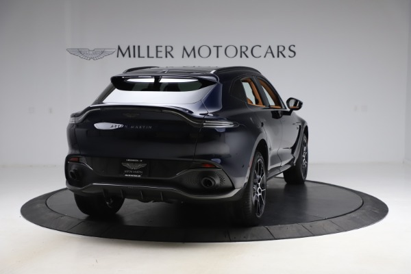 New 2021 Aston Martin DBX for sale $264,386 at Rolls-Royce Motor Cars Greenwich in Greenwich CT 06830 6