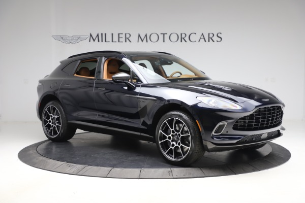 New 2021 Aston Martin DBX for sale $264,386 at Rolls-Royce Motor Cars Greenwich in Greenwich CT 06830 9