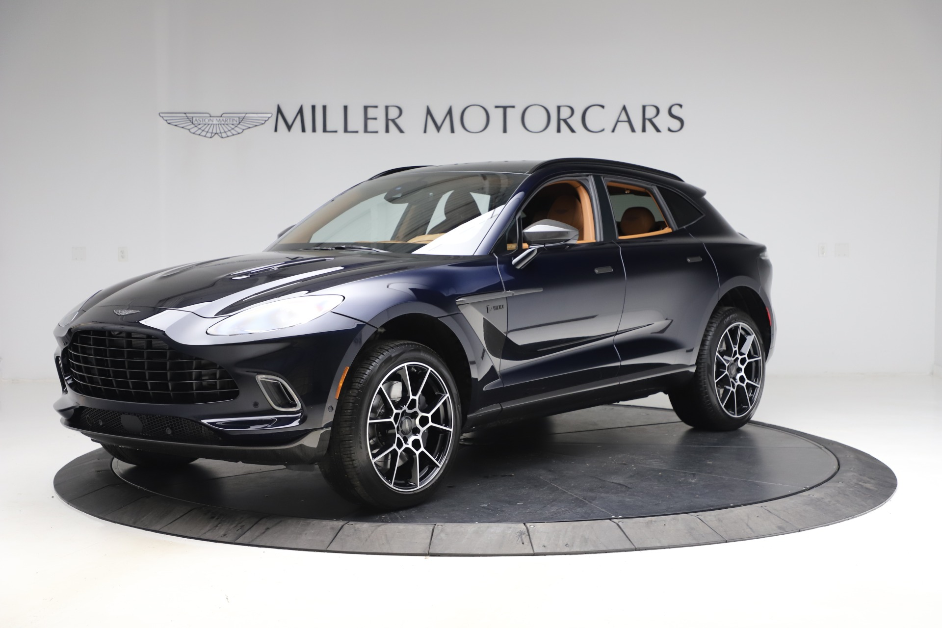 New 2021 Aston Martin DBX SUV for sale $264,386 at Rolls-Royce Motor Cars Greenwich in Greenwich CT 06830 1