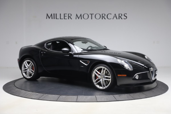 Used 2008 Alfa Romeo 8C Competizione for sale $339,900 at Rolls-Royce Motor Cars Greenwich in Greenwich CT 06830 10