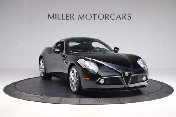 Used 2008 Alfa Romeo 8C Competizione for sale $339,900 at Rolls-Royce Motor Cars Greenwich in Greenwich CT 06830 11