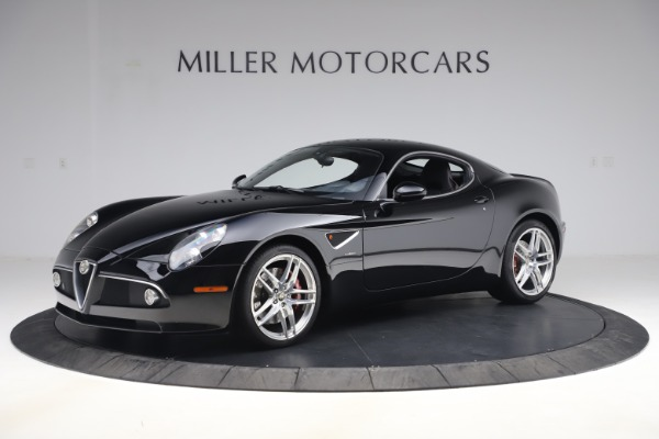Used 2008 Alfa Romeo 8C Competizione for sale $339,900 at Rolls-Royce Motor Cars Greenwich in Greenwich CT 06830 2