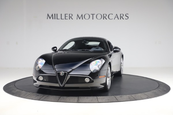 Used 2008 Alfa Romeo 8C Competizione for sale $339,900 at Rolls-Royce Motor Cars Greenwich in Greenwich CT 06830 1
