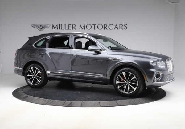 New 2021 Bentley Bentayga V8 for sale $213,720 at Rolls-Royce Motor Cars Greenwich in Greenwich CT 06830 10