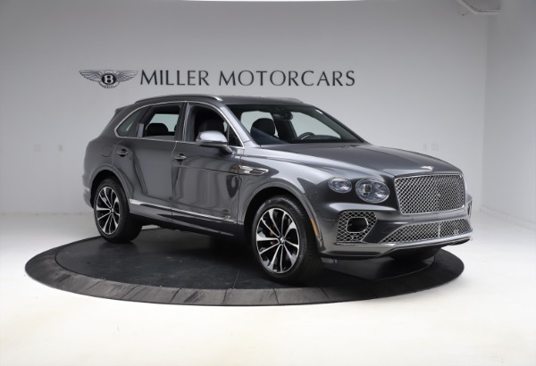 New 2021 Bentley Bentayga V8 for sale $213,720 at Rolls-Royce Motor Cars Greenwich in Greenwich CT 06830 11