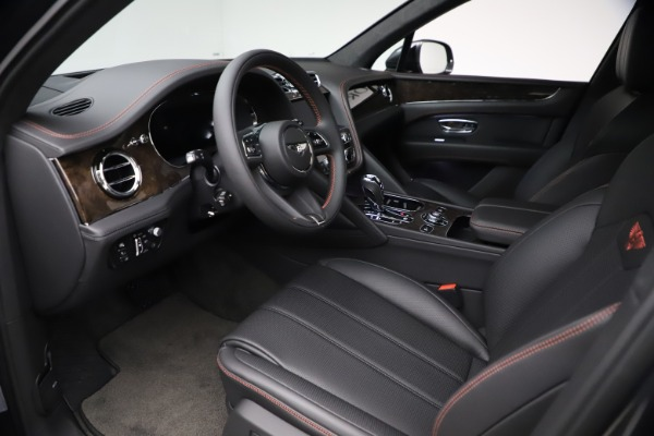 New 2021 Bentley Bentayga V8 for sale $213,720 at Rolls-Royce Motor Cars Greenwich in Greenwich CT 06830 19