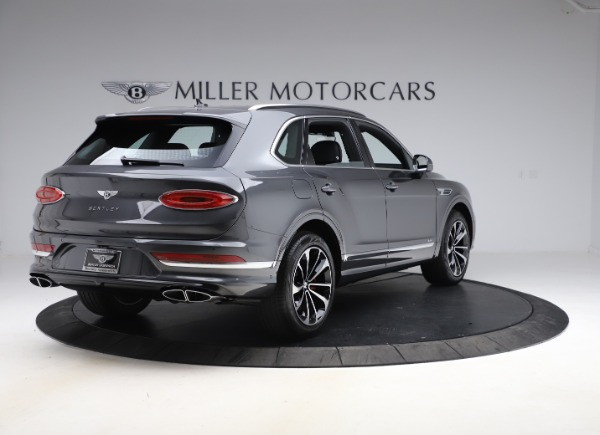 New 2021 Bentley Bentayga V8 for sale $213,720 at Rolls-Royce Motor Cars Greenwich in Greenwich CT 06830 7