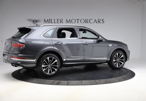 New 2021 Bentley Bentayga V8 for sale $213,720 at Rolls-Royce Motor Cars Greenwich in Greenwich CT 06830 8