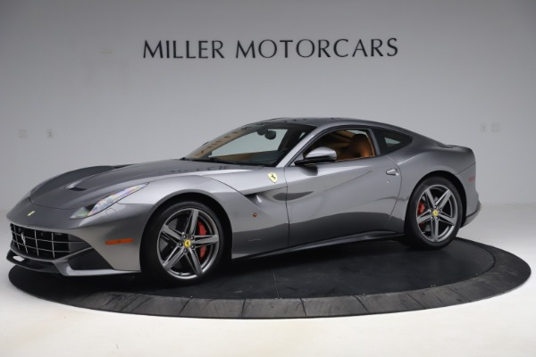 Used 2017 Ferrari F12 Berlinetta for sale $269,900 at Rolls-Royce Motor Cars Greenwich in Greenwich CT 06830 2