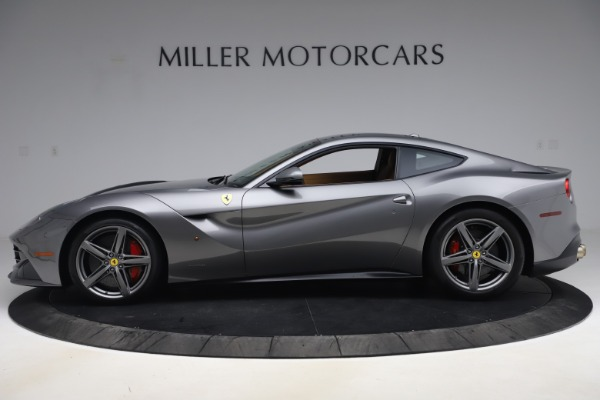 Used 2017 Ferrari F12 Berlinetta for sale $269,900 at Rolls-Royce Motor Cars Greenwich in Greenwich CT 06830 3