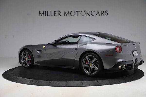 Used 2017 Ferrari F12 Berlinetta for sale $269,900 at Rolls-Royce Motor Cars Greenwich in Greenwich CT 06830 4