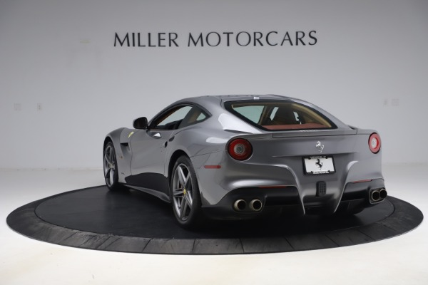 Used 2017 Ferrari F12 Berlinetta for sale $269,900 at Rolls-Royce Motor Cars Greenwich in Greenwich CT 06830 5