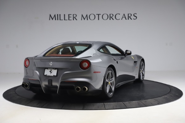 Used 2017 Ferrari F12 Berlinetta for sale $269,900 at Rolls-Royce Motor Cars Greenwich in Greenwich CT 06830 7