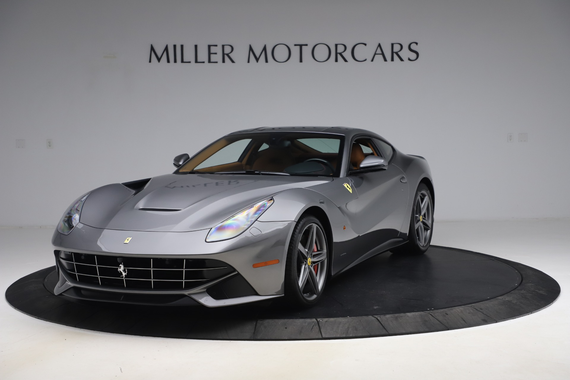 Used 2017 Ferrari F12 Berlinetta for sale $269,900 at Rolls-Royce Motor Cars Greenwich in Greenwich CT 06830 1