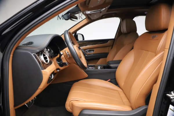 Used 2018 Bentley Bentayga Onyx Edition for sale $139,900 at Rolls-Royce Motor Cars Greenwich in Greenwich CT 06830 13