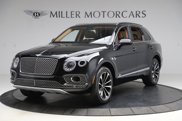 Used 2018 Bentley Bentayga Onyx Edition for sale $139,900 at Rolls-Royce Motor Cars Greenwich in Greenwich CT 06830 2