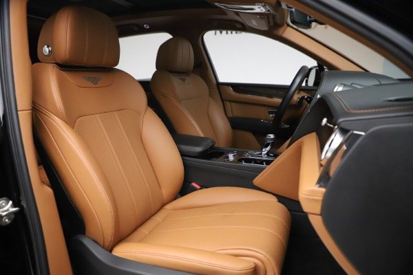 Used 2018 Bentley Bentayga Onyx Edition for sale $139,900 at Rolls-Royce Motor Cars Greenwich in Greenwich CT 06830 22