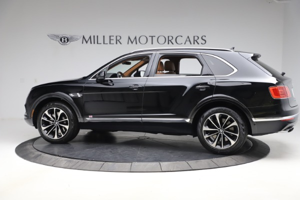 Used 2018 Bentley Bentayga Onyx Edition for sale $139,900 at Rolls-Royce Motor Cars Greenwich in Greenwich CT 06830 4