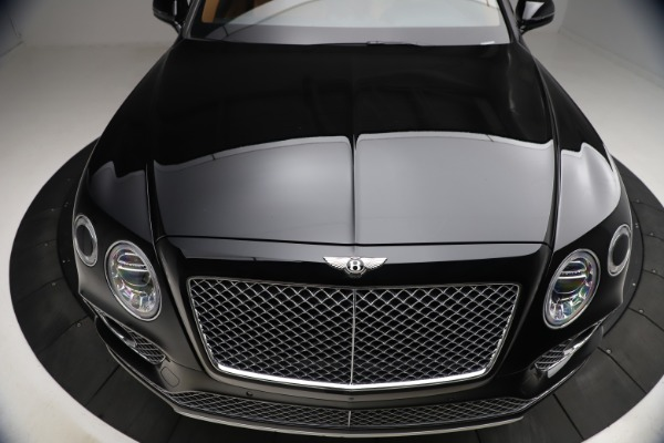 Used 2018 Bentley Bentayga Onyx Edition for sale $139,900 at Rolls-Royce Motor Cars Greenwich in Greenwich CT 06830 9