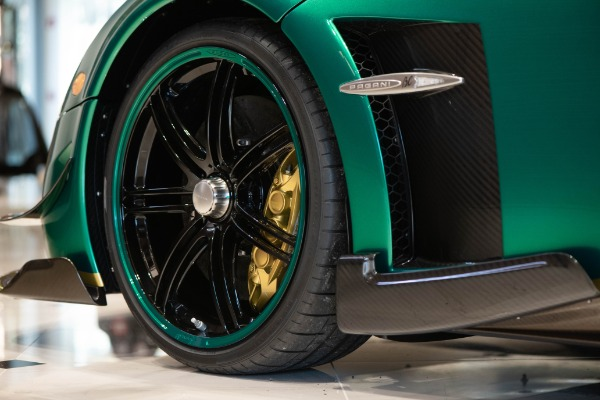 Used 2017 Pagani Huayra BC for sale Call for price at Rolls-Royce Motor Cars Greenwich in Greenwich CT 06830 12