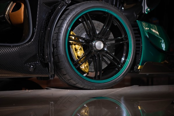 Used 2017 Pagani Huayra BC for sale Call for price at Rolls-Royce Motor Cars Greenwich in Greenwich CT 06830 14