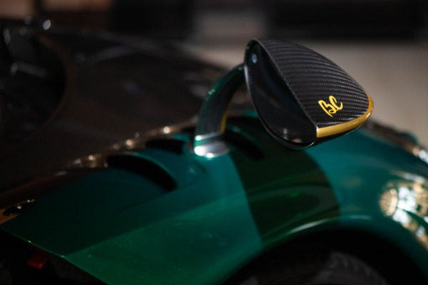 Used 2017 Pagani Huayra BC for sale Call for price at Rolls-Royce Motor Cars Greenwich in Greenwich CT 06830 15