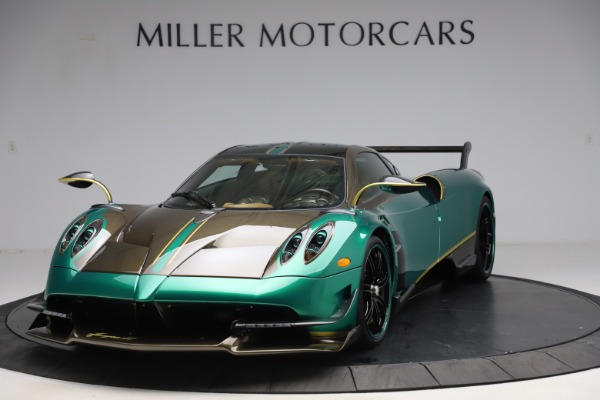Used 2017 Pagani Huayra BC for sale Call for price at Rolls-Royce Motor Cars Greenwich in Greenwich CT 06830 16