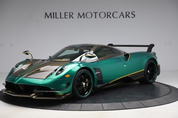Used 2017 Pagani Huayra BC for sale Call for price at Rolls-Royce Motor Cars Greenwich in Greenwich CT 06830 17