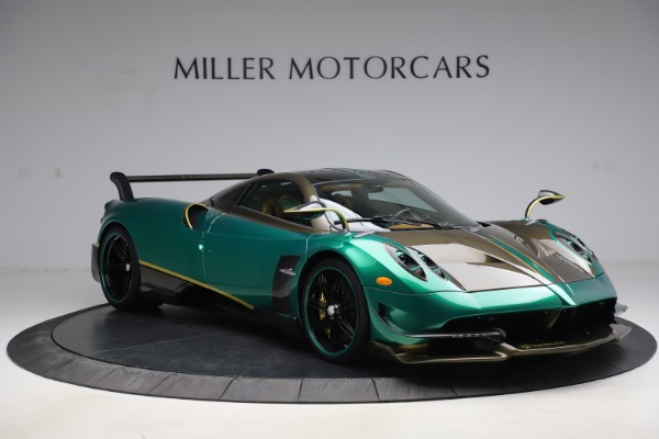 Used 2017 Pagani Huayra BC for sale Call for price at Rolls-Royce Motor Cars Greenwich in Greenwich CT 06830 18