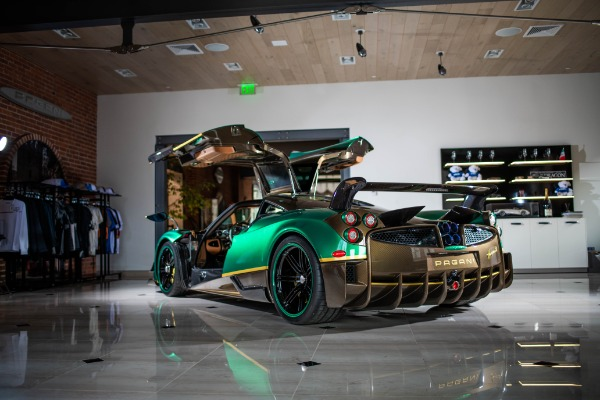 Used 2017 Pagani Huayra BC for sale Call for price at Rolls-Royce Motor Cars Greenwich in Greenwich CT 06830 2