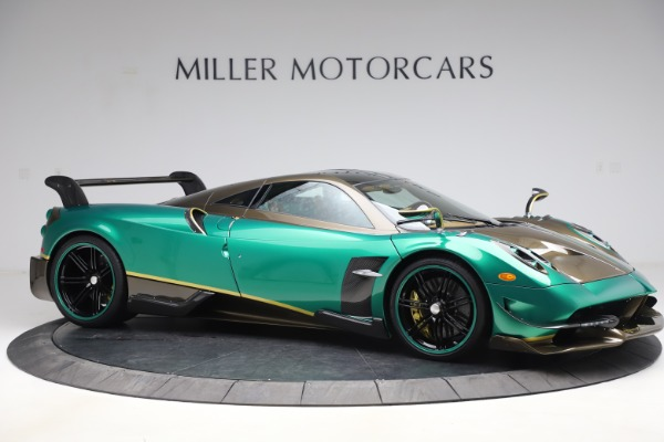 Used 2017 Pagani Huayra BC for sale Call for price at Rolls-Royce Motor Cars Greenwich in Greenwich CT 06830 26