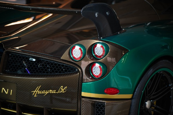 Used 2017 Pagani Huayra BC for sale Call for price at Rolls-Royce Motor Cars Greenwich in Greenwich CT 06830 4