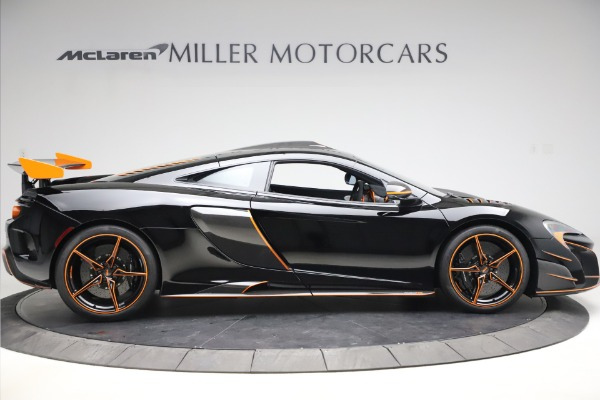 Used 2016 McLaren 688 MSO HS for sale Call for price at Rolls-Royce Motor Cars Greenwich in Greenwich CT 06830 10