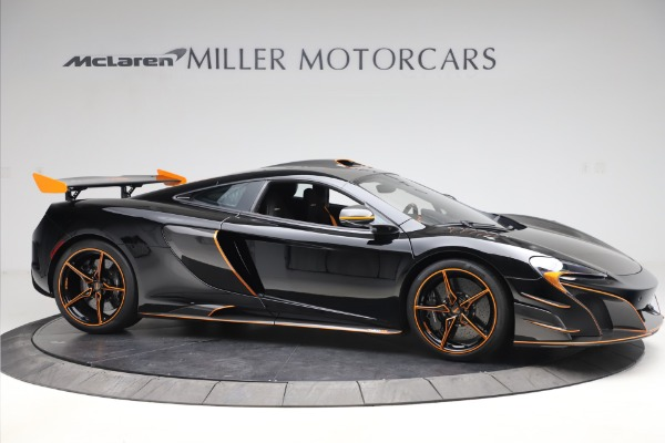 Used 2016 McLaren 688 MSO HS for sale Call for price at Rolls-Royce Motor Cars Greenwich in Greenwich CT 06830 11