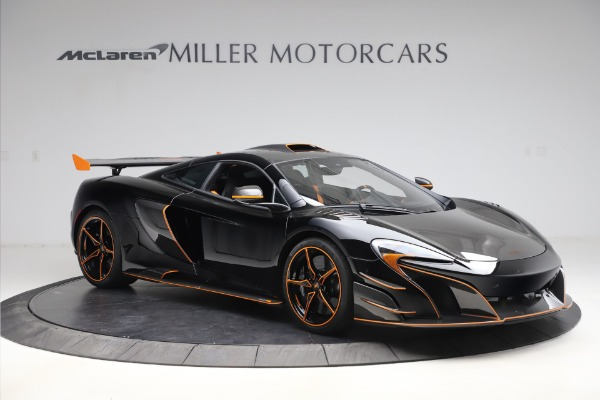Used 2016 McLaren 688 MSO HS for sale Call for price at Rolls-Royce Motor Cars Greenwich in Greenwich CT 06830 12