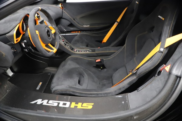 Used 2016 McLaren 688 MSO HS for sale Call for price at Rolls-Royce Motor Cars Greenwich in Greenwich CT 06830 14