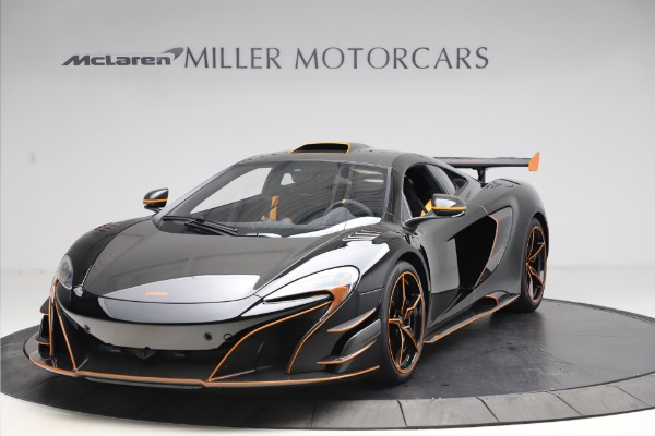 Used 2016 McLaren 688 MSO HS for sale Call for price at Rolls-Royce Motor Cars Greenwich in Greenwich CT 06830 2