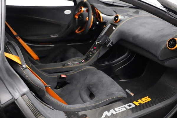 Used 2016 McLaren 688 MSO HS for sale Call for price at Rolls-Royce Motor Cars Greenwich in Greenwich CT 06830 20