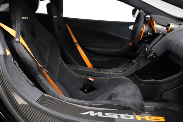 Used 2016 McLaren 688 MSO HS for sale Call for price at Rolls-Royce Motor Cars Greenwich in Greenwich CT 06830 21
