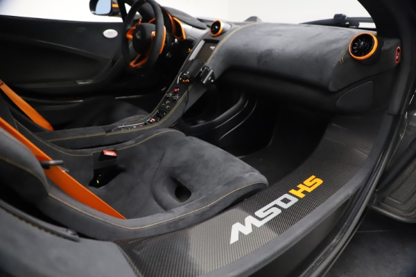 Used 2016 McLaren 688 MSO HS for sale Call for price at Rolls-Royce Motor Cars Greenwich in Greenwich CT 06830 23