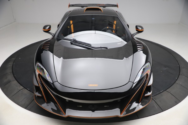 Used 2016 McLaren 688 MSO HS for sale Call for price at Rolls-Royce Motor Cars Greenwich in Greenwich CT 06830 26