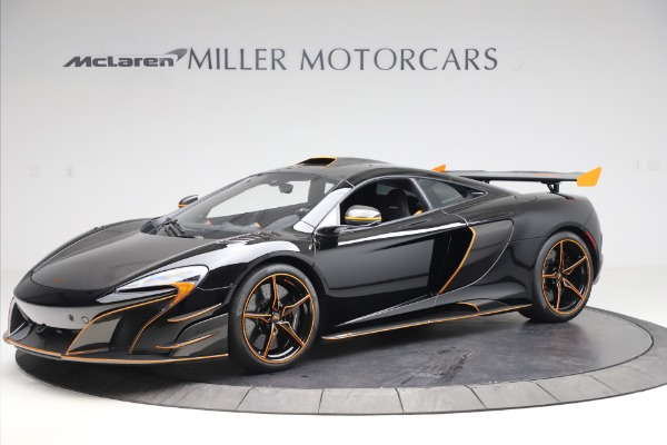 Used 2016 McLaren 688 MSO HS for sale Call for price at Rolls-Royce Motor Cars Greenwich in Greenwich CT 06830 3