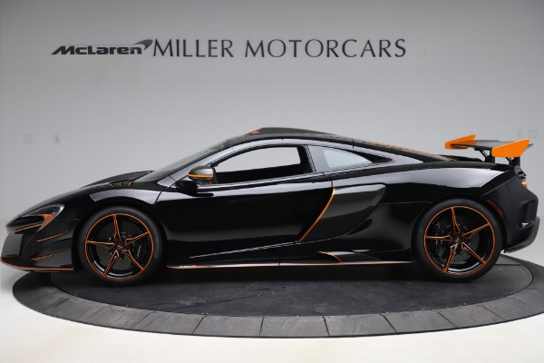 Used 2016 McLaren 688 MSO HS for sale Call for price at Rolls-Royce Motor Cars Greenwich in Greenwich CT 06830 4