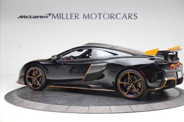Used 2016 McLaren 688 MSO HS for sale Call for price at Rolls-Royce Motor Cars Greenwich in Greenwich CT 06830 5