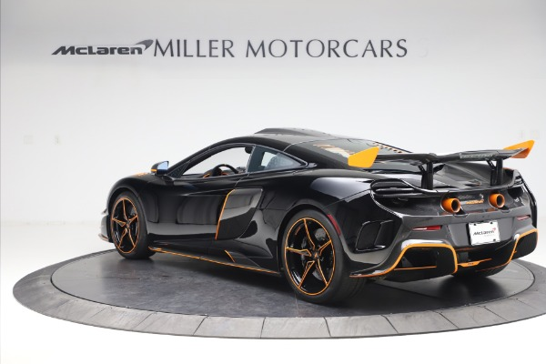 Used 2016 McLaren 688 MSO HS for sale Call for price at Rolls-Royce Motor Cars Greenwich in Greenwich CT 06830 6