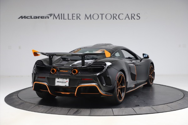 Used 2016 McLaren 688 MSO HS for sale Call for price at Rolls-Royce Motor Cars Greenwich in Greenwich CT 06830 8