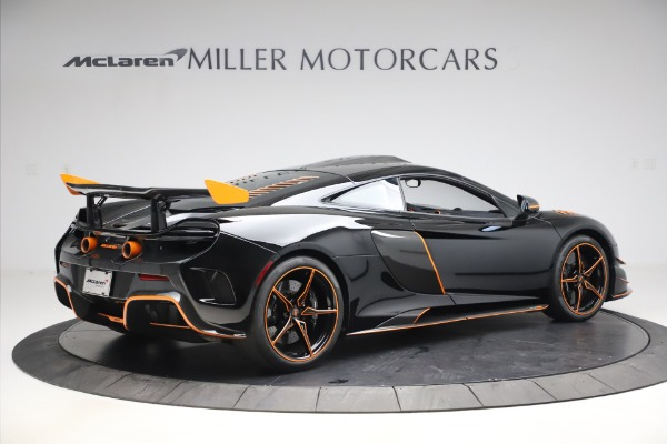 Used 2016 McLaren 688 MSO HS for sale Call for price at Rolls-Royce Motor Cars Greenwich in Greenwich CT 06830 9