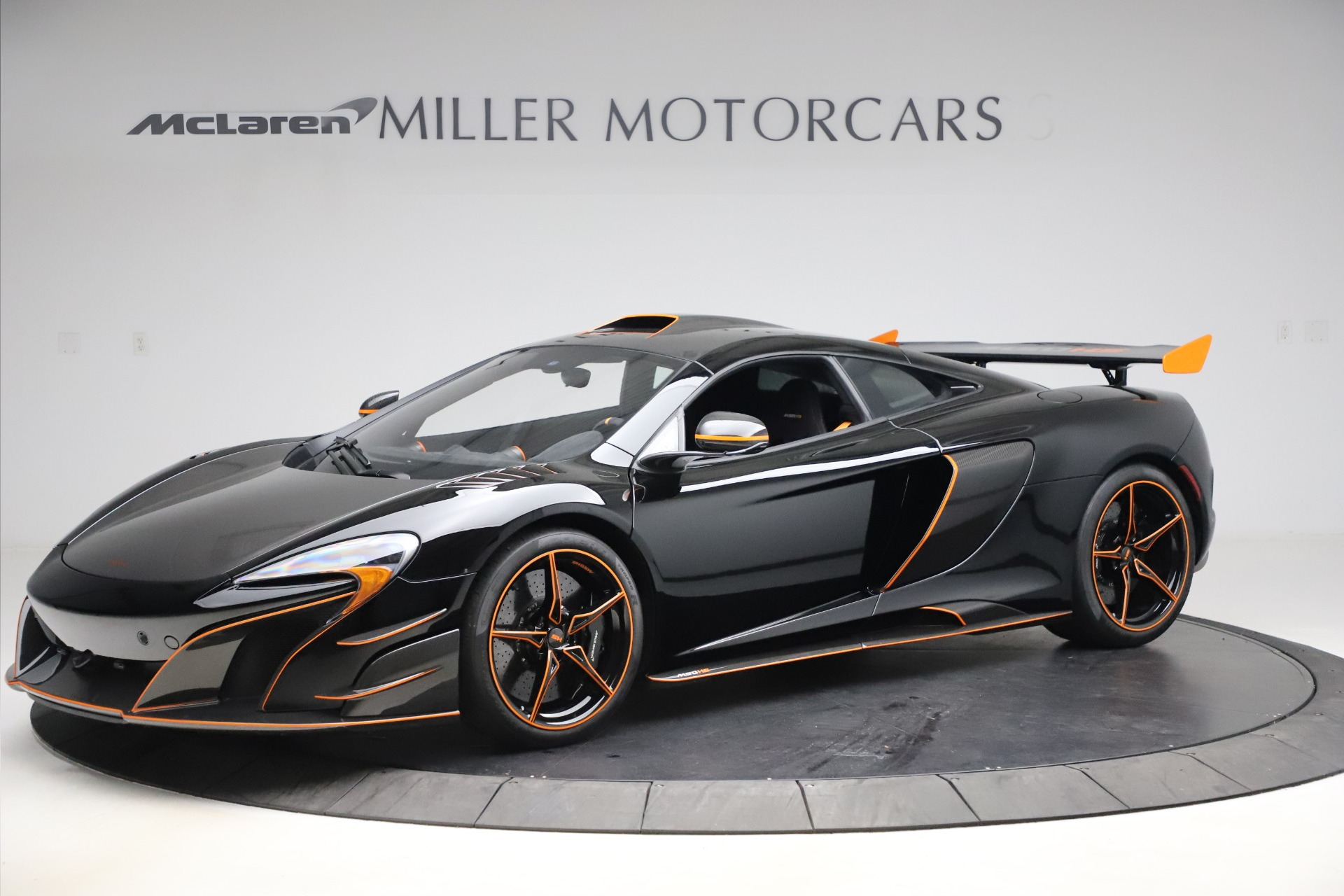 Used 2016 McLaren 688 MSO HS for sale Call for price at Rolls-Royce Motor Cars Greenwich in Greenwich CT 06830 1
